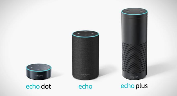 Amazon Echoファミリー