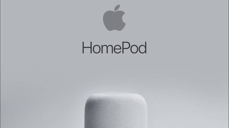 Apple HomePod イメージ