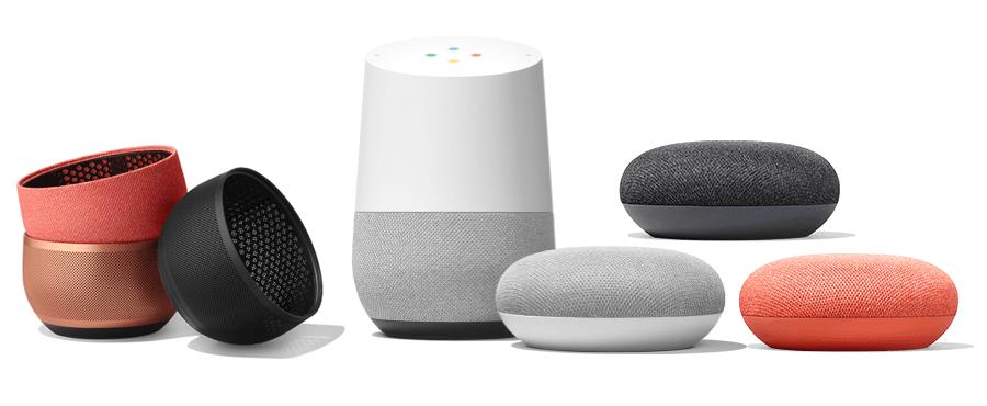 Google Homeの基本情報