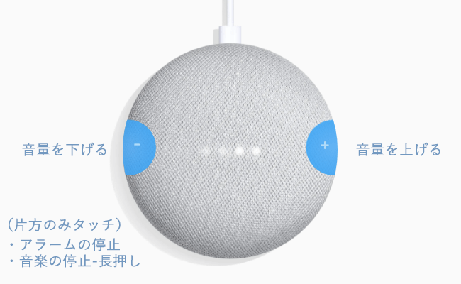 Google Home Mini操作方法