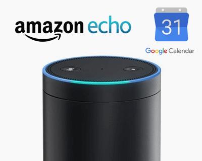 スケジュール・タスク管理はAmazon echoでGoogleカレンダーを利用するのがオススメ!