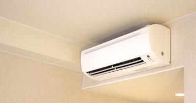 エアコンをつける方法