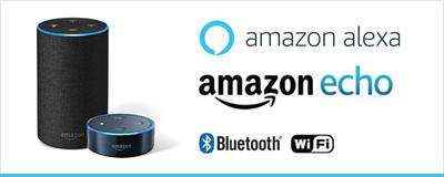 Amazon echoでできる事