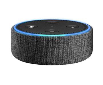 Amazon Echo Dot (第2世代)用ファブリックケース
