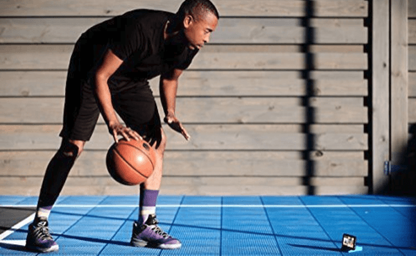 DribbleUp スマートバスケットボール