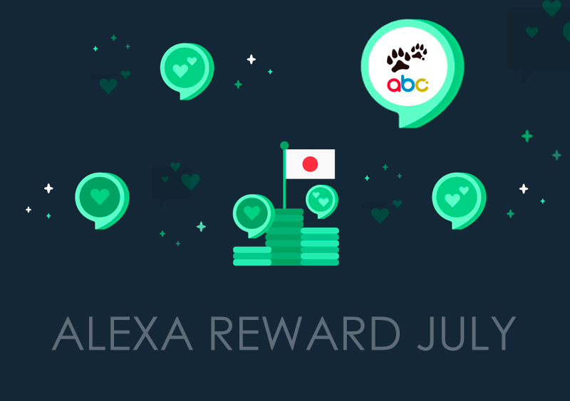 Alexa reward