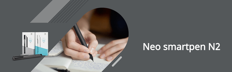 Neo Smart pen-detail