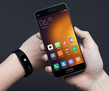 Xiaomi mi band2
