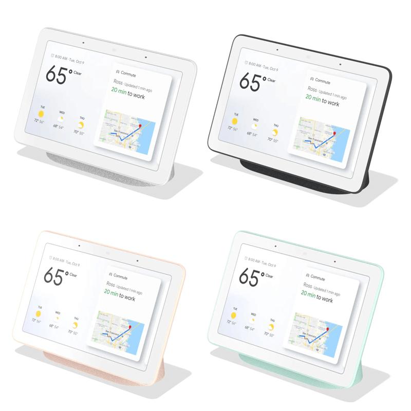 Google Nest Hub(旧:Home Hub)