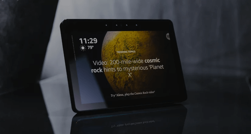Amazon echo show大きなスクリーンだからできる5つの事