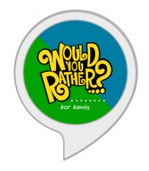 Would You Rather for Familyスキル
