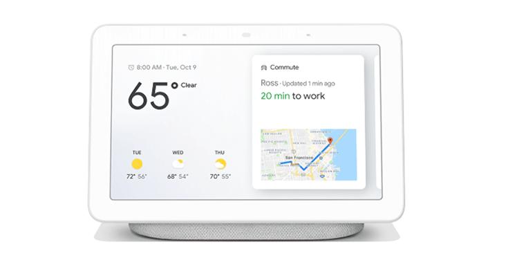Google Home Hub スマートホーム