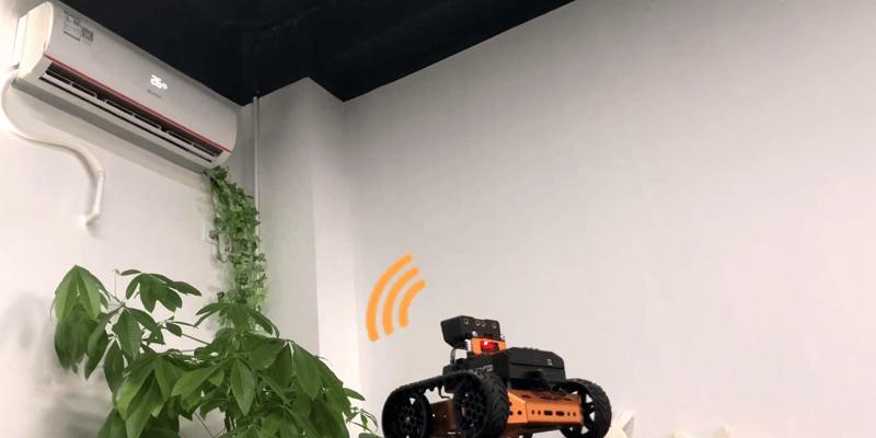 赤外線リモコン機能で家電操作もできる!