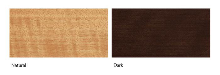 木製パネルのデザイン
