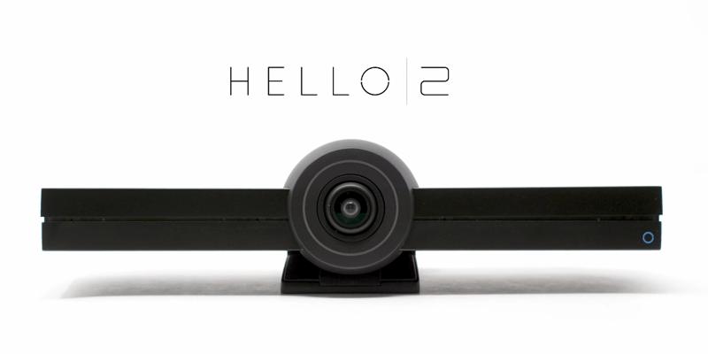 コミュニケーションデバイスHELLO 2(ハロー)