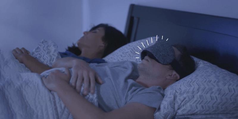人工呼吸器に使われる治療法を用いたいびき防止システム