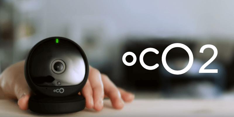 たった60秒の初期設定で使えるセキュリティカメラOco2(オコ)