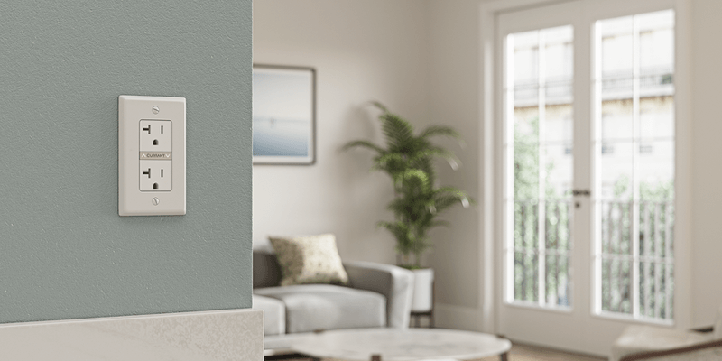 Currant Smart Wall Outlet