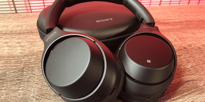 Sony ノイズキャンセリングヘッドフォン