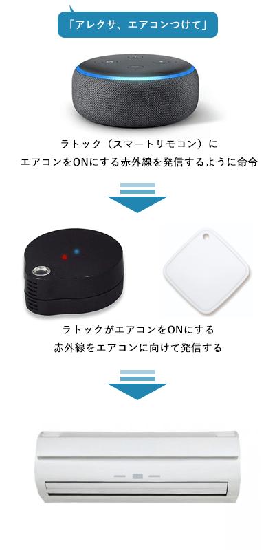 Amazonecho-ratoc-system