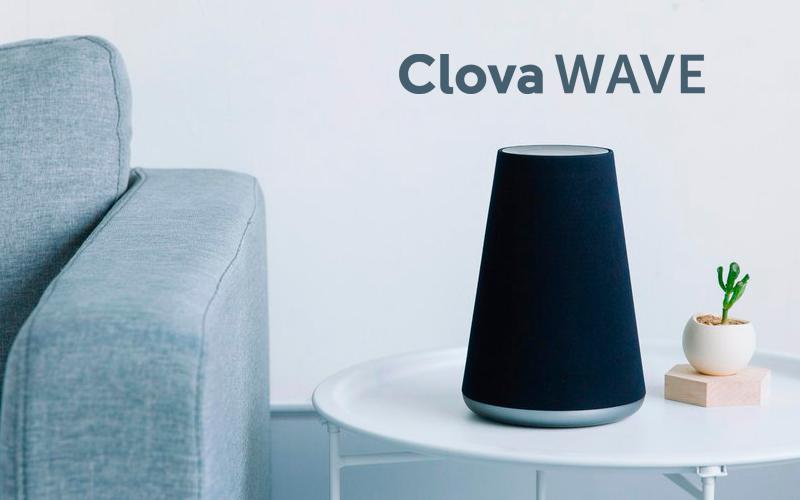 LINE Clova wave