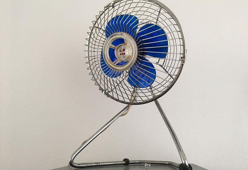 扇風機をスマート化