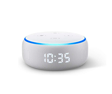 Amazon Echo Dot with clock(第3世代)