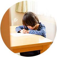 子供を抱っこしながら音声操作
