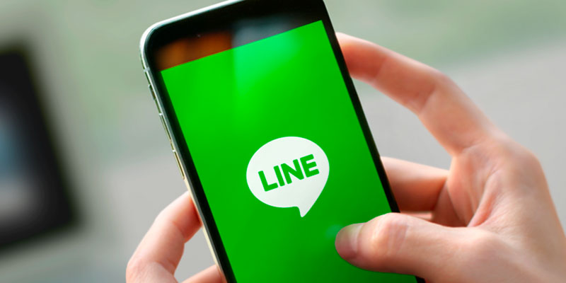 LINE・メール機能を比較