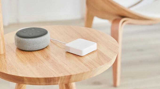 Echo Dot+SwitchBot