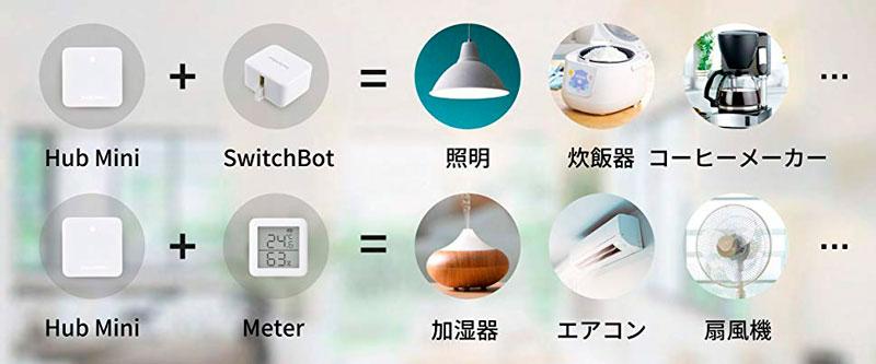 SwitchBot Hub Miniおすすめポイント2